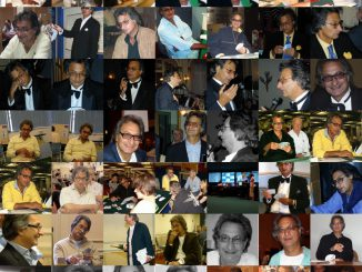 Zia Mahmood collage