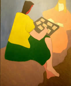 miltonavery_cardsplayers1945