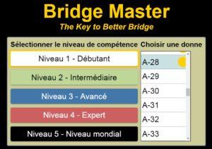 niveaux_bridgemaster2000